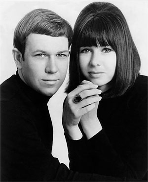 dick and dee dee in 1965